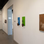 "Ryan Hoover, installation view from ""Strange Landscapes"""